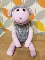 Lilac Sock Lamb sheep