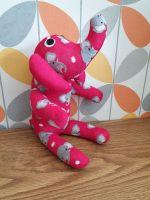Red Sock Elephant
