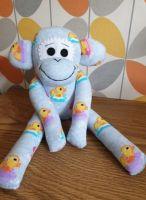 Rubber Ducks Sock Monkey