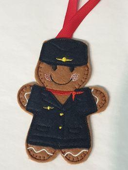 Air Hostess Gingerbread