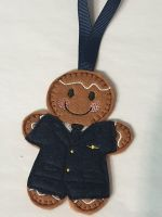 Air Steward Gingerbread