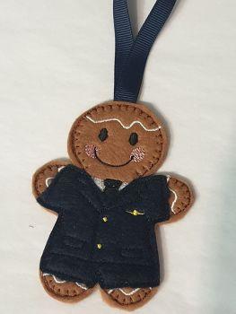 Air Steward Gingerbread