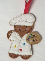 Artist Gingerbread