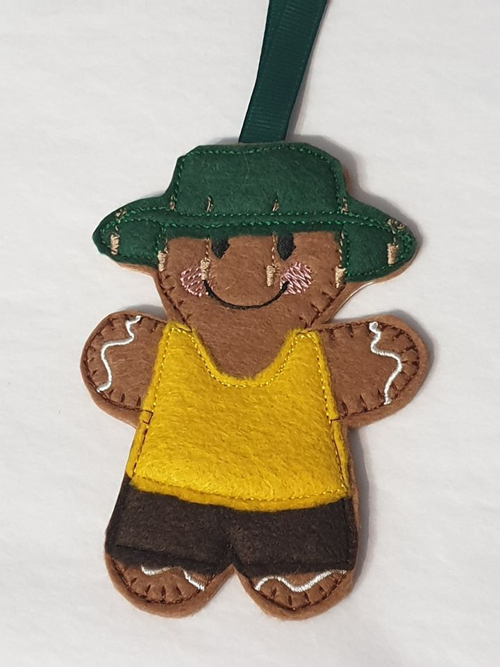 Australian Gingerbread