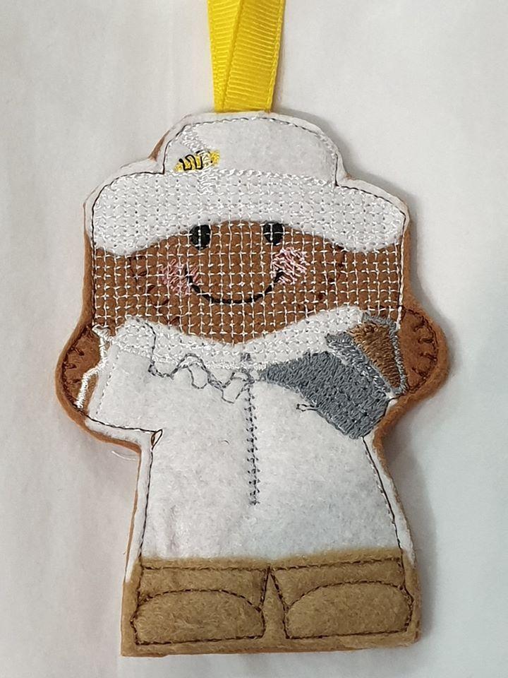 Bee Keeper Gingerbread