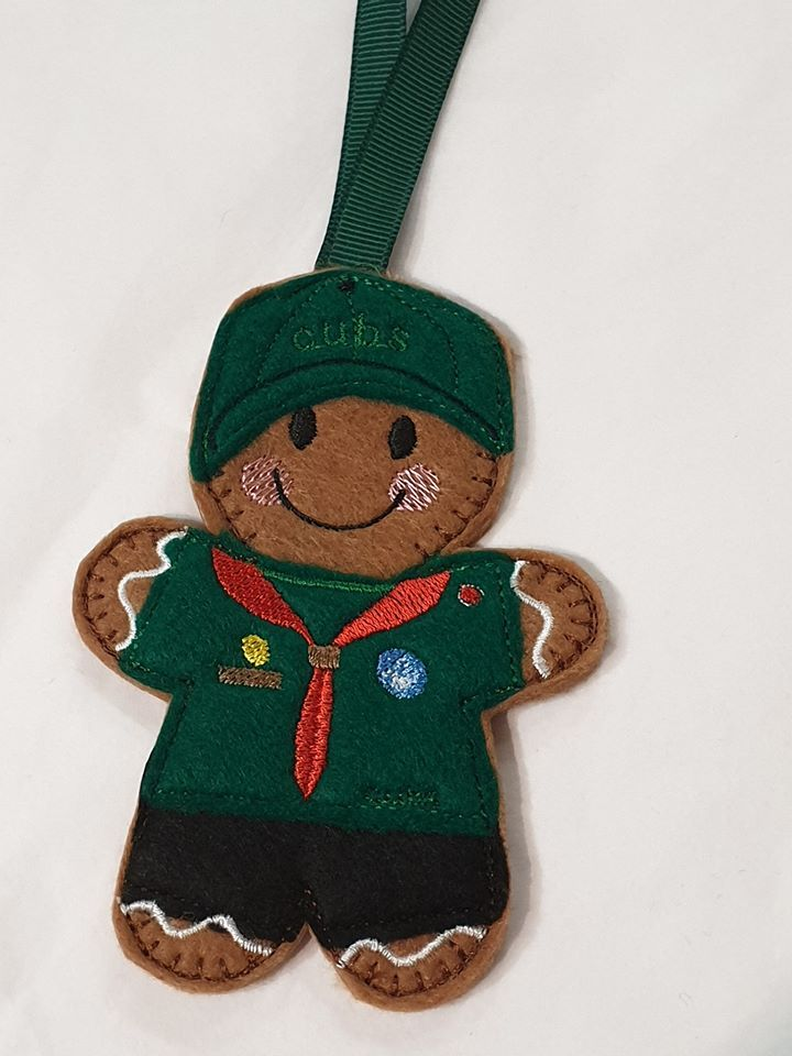 Cub Gingerbread
