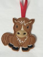 Horse Gingerbread