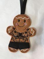 Tattoo Gingerbread