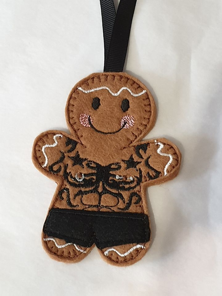 Tattoo Gingerbread