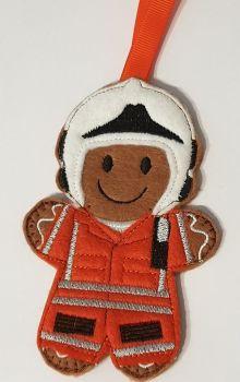 Air Ambulance Gingerbread