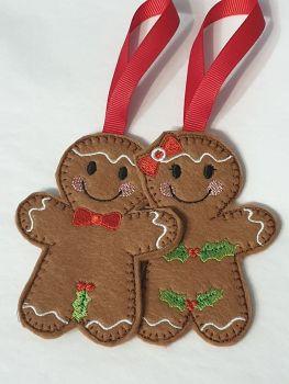 Adam & Eve Gingerbread