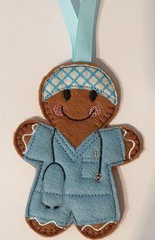 Anesthetist Gingerbread