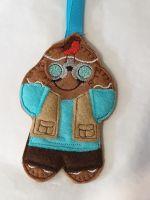 Bird Watcher  Gingerbread