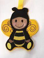 Bee Gingerbread