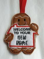 New Home Gingerbread