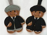 Peaky Gingerbread