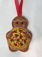 Pizza Gingerbread