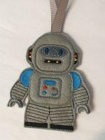 Robot Dress Up Gingerbread