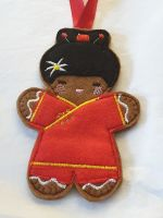 Chinese Gingerbread
