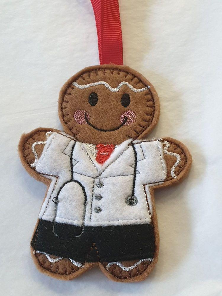 Doctor Gingerbread