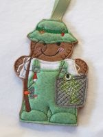 Fisherman Gingerbread