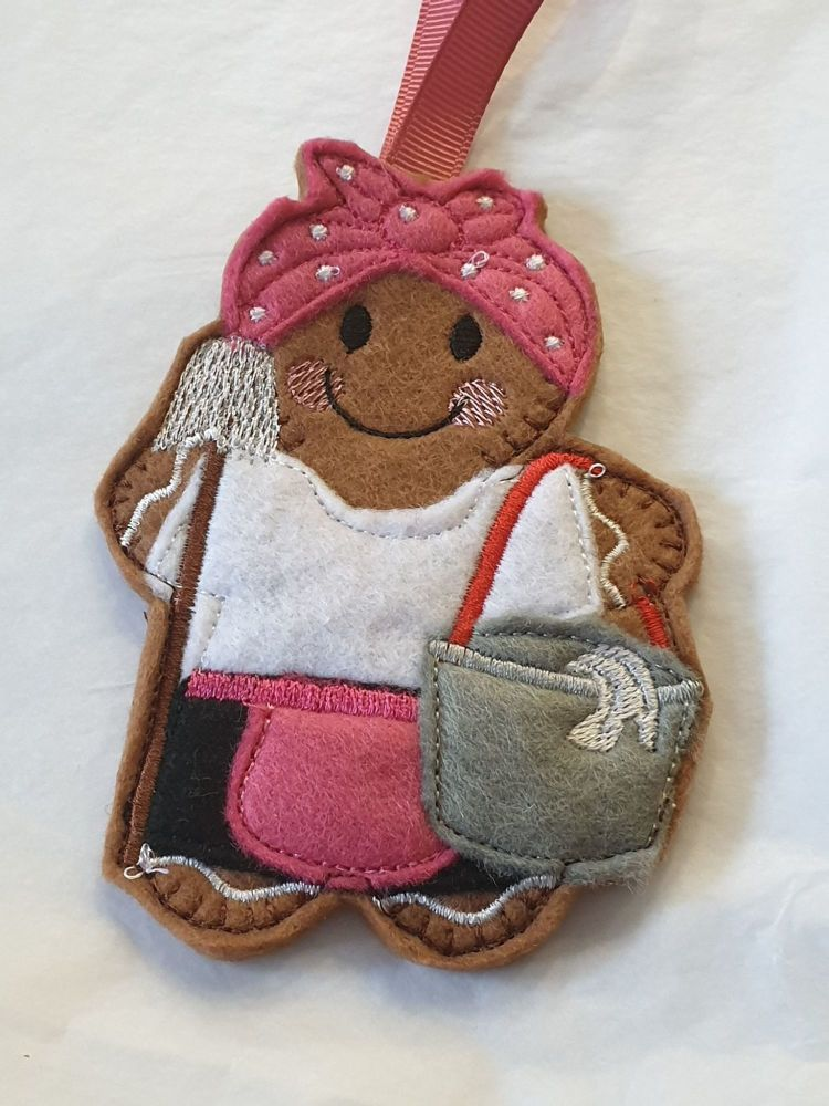 Mrs Mop Cleaner Gingerbread