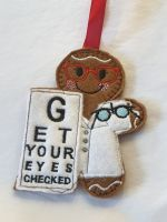 Optician Gingerbread