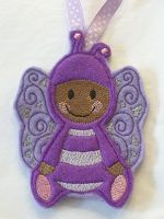 Butterfly Gingerbread