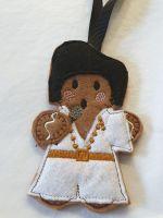 Elvis  Gingerbread