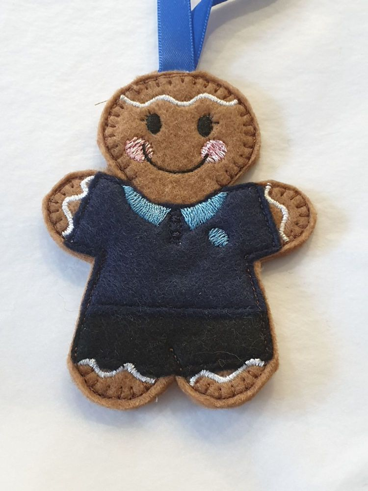 Anesthetist Gingerbread
