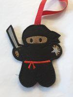 Ninja Gingerbread