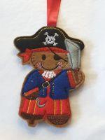 Pirate Gingerbread