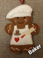Baker Gingerbread
