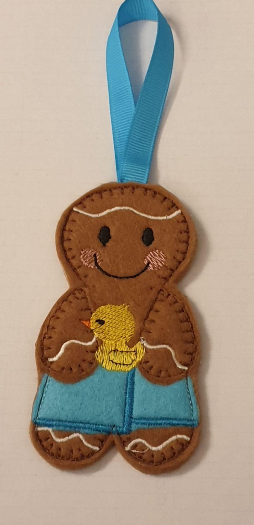 Beautician Gingerbread