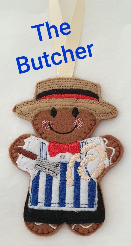 Butcher Gingerbread