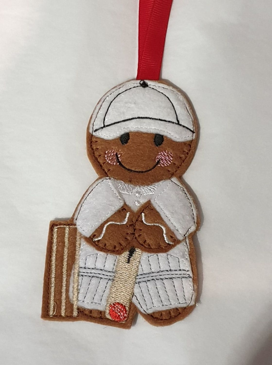 Doctor Female Gingerbread