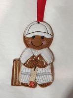 Cricket Gingerbread