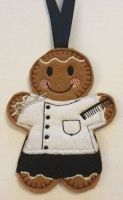 Barber Gingerbread