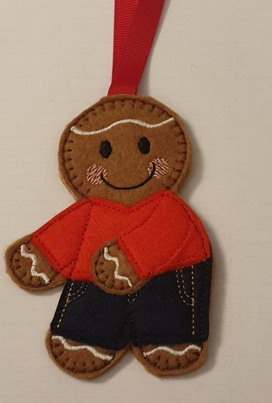 Fisherman Gingerbread