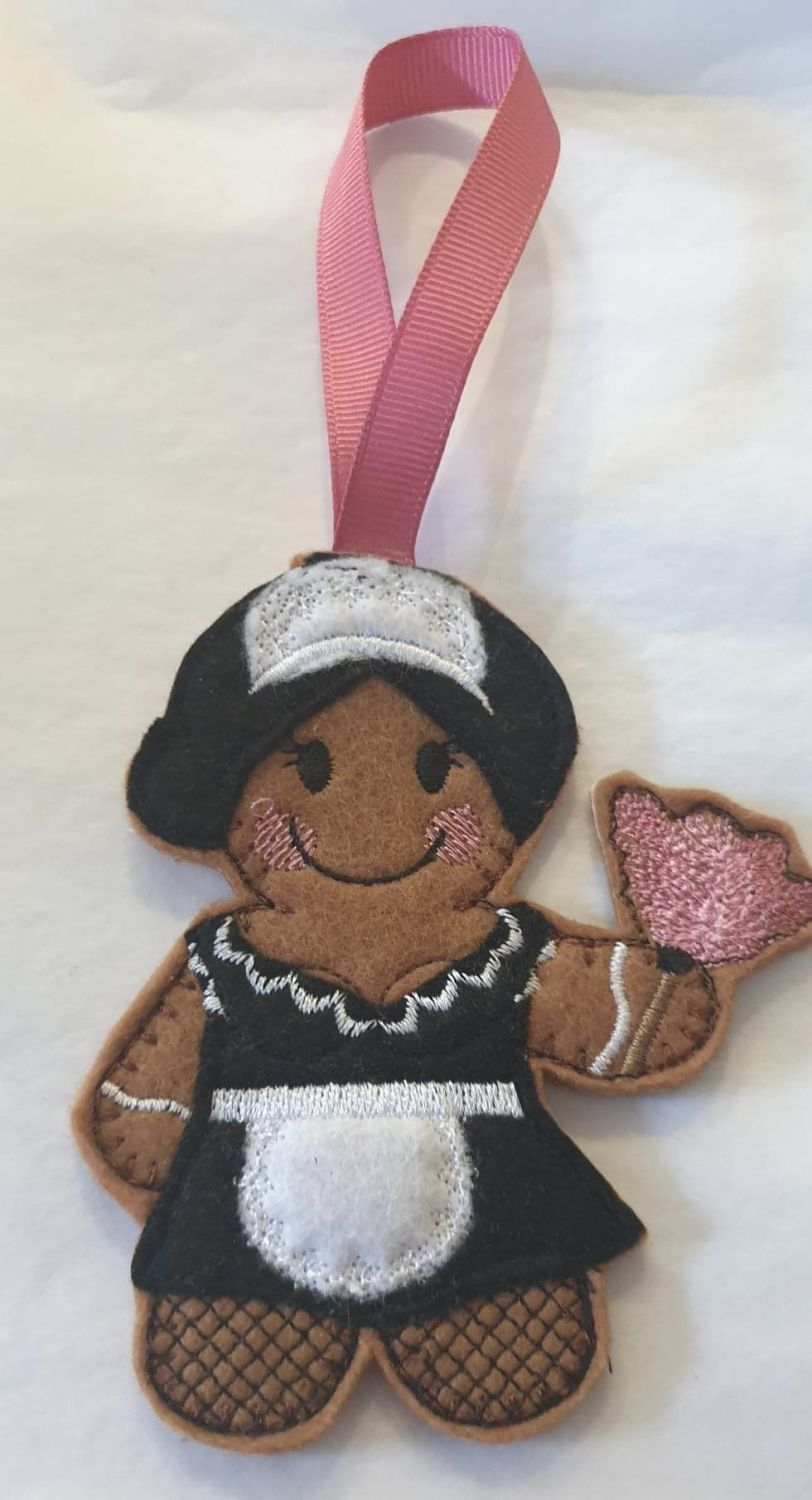 Frenchmaid Gingerbread