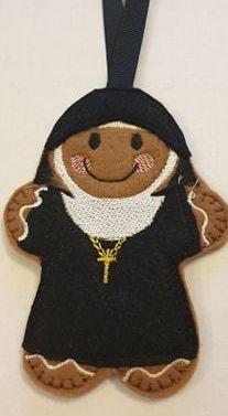 Nun Gingerbread