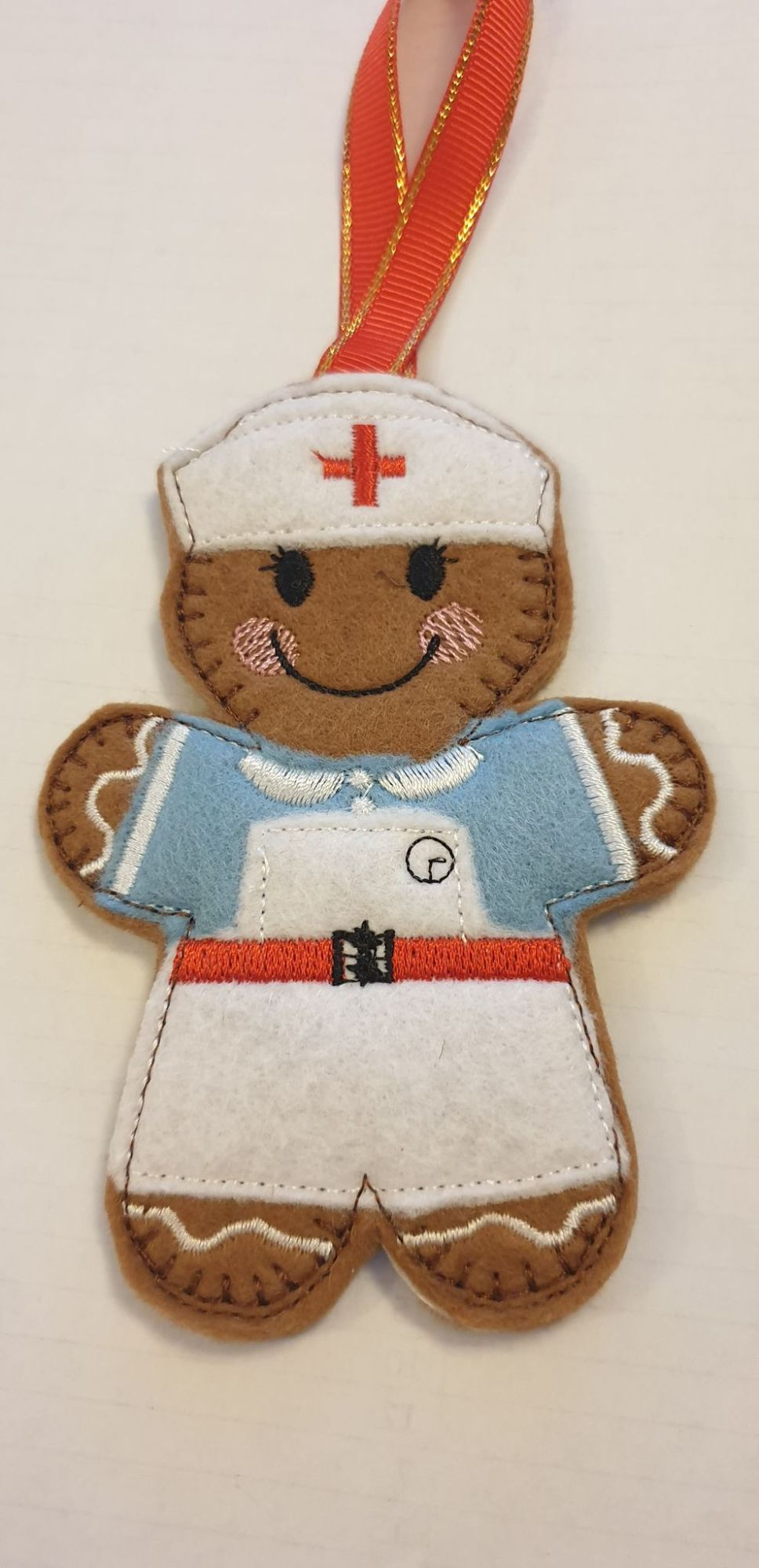 Nurse  Gingerbread