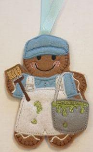 Painter Gingerbread