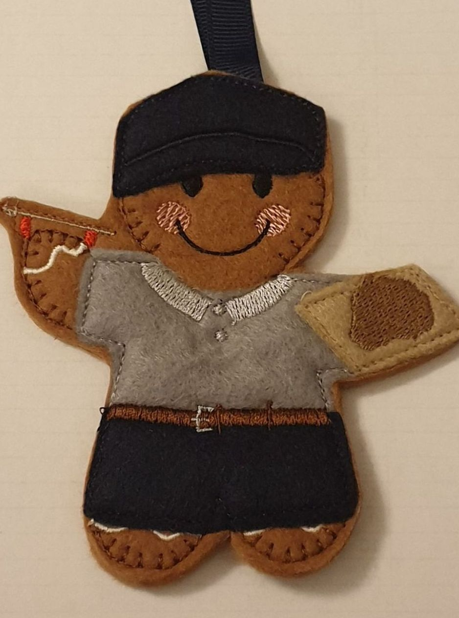 Plasterer Gingerbread