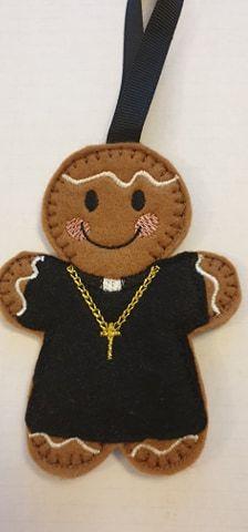 Priest Gingerbread