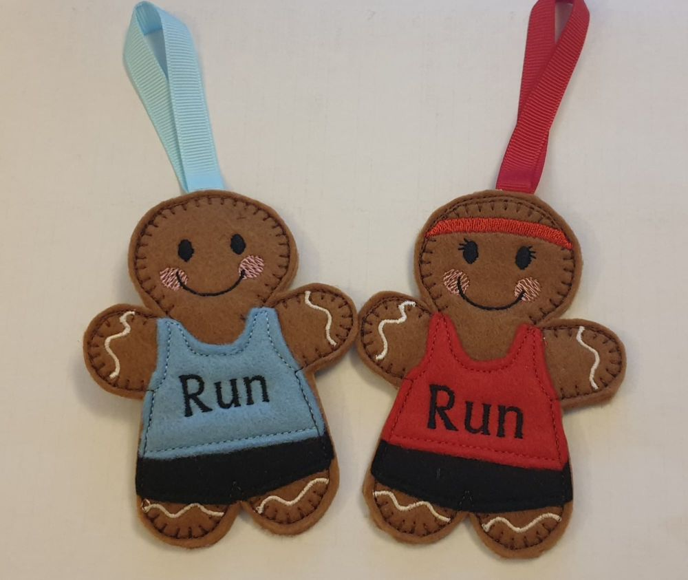 Runner Gingerbread