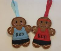 Runner Gingerbread