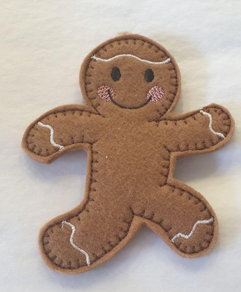 Running Gingerbread
