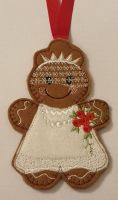 Bride Gingerbread