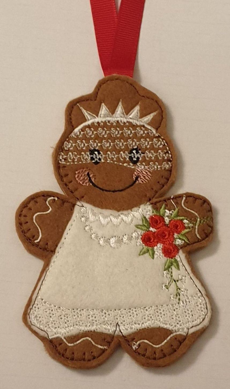 Bride Gingerbread